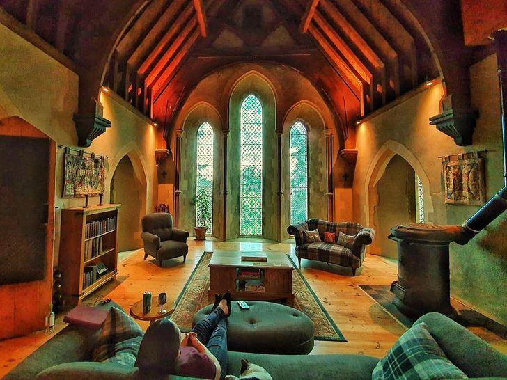 18 человек показали свои атмосферные старые дома, в которых волшебства больше, чем в «Гарри Поттере»