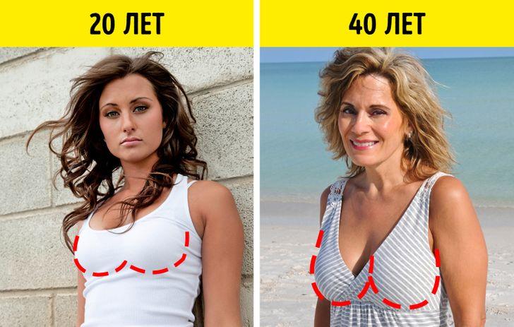 Сорокалетние красивые женщины