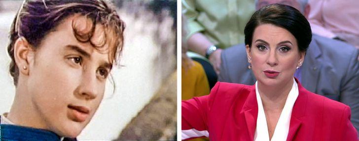 Как выглядели 20наших любимых телеведущих вначале своей карьеры