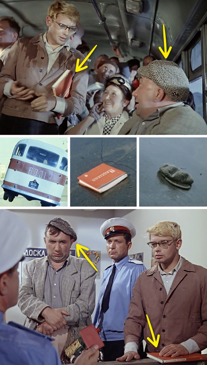 20+ очевидных ляпов в советских фильмах, которые проморгали режиссеры, а мы заметили