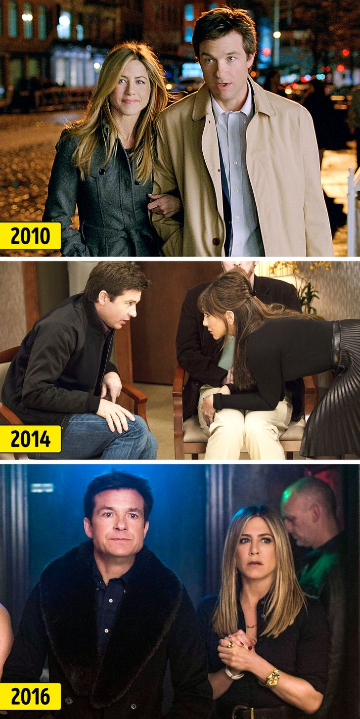 12пар актеров, которые часто снимаются вместе, имыэтому только рады