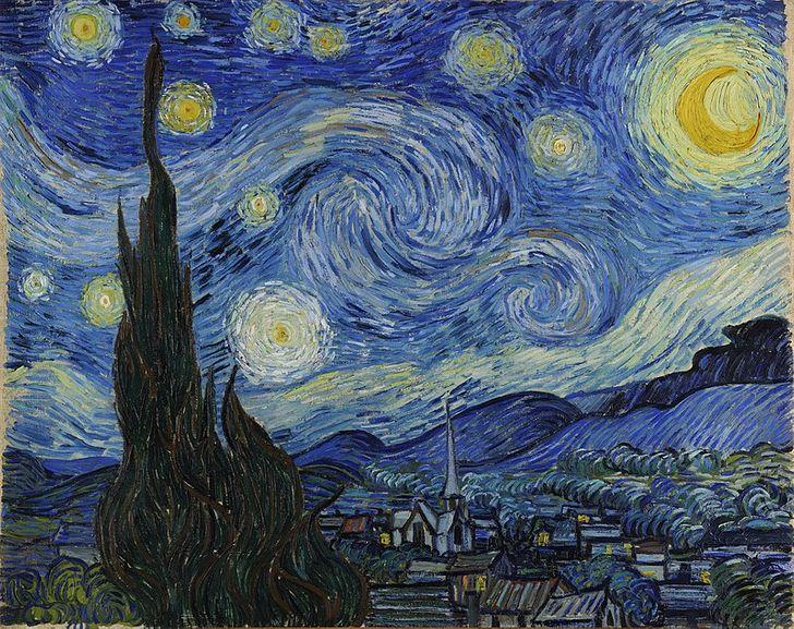 Если вы угадаете хотя бы 10 из 30 картин самого именитого музея мира, то вы — интеллектуал с передовой