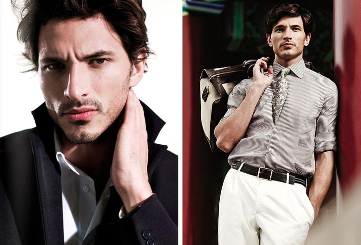 Фотографии моделей мужчин работа для девушек в краснодаре