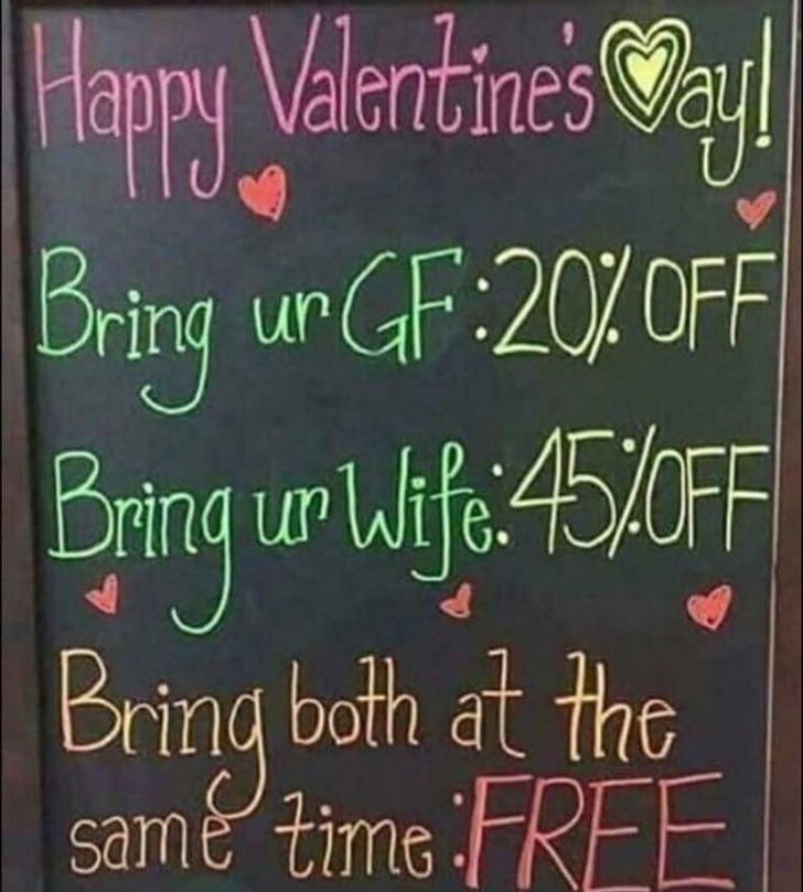 18 человек, которые не ноют про День святого Валентина, а относятся к нему с иронией