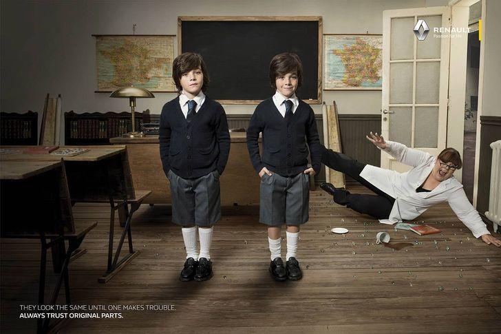20 примеров рекламы, которая влюбляет в себя с первого взгляда
