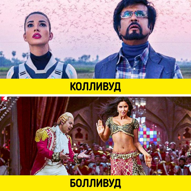25+ фактов об индийском кино, после которых вы иначе посмотрите на все эти