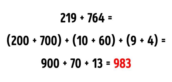 7 быстрых способов счета, которые сделают вашего ребенка гуру математики