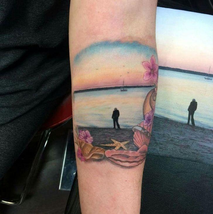 20+ человек, которые хранят пронзительные истории в своих татуировках