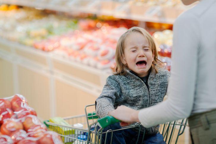 12 признаков того, что вы уже успели избаловать своего ребенка
