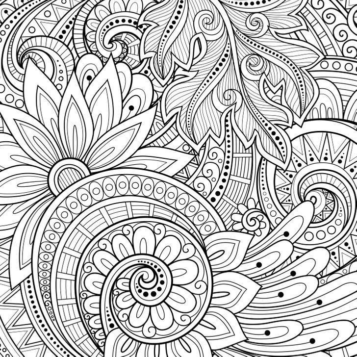 15чудесных раскрасок, которые помогут справиться сострессом