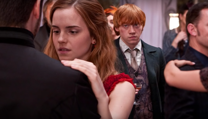 7 сцен, которые удалили из фильмов о Гарри Поттере, и очень зря