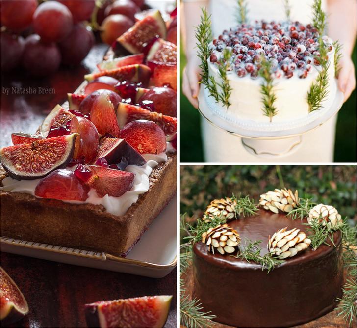15способов украсить новогодние блюда