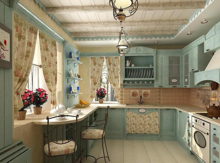 20идей, как превратить обычную кухню внастоящую сказку